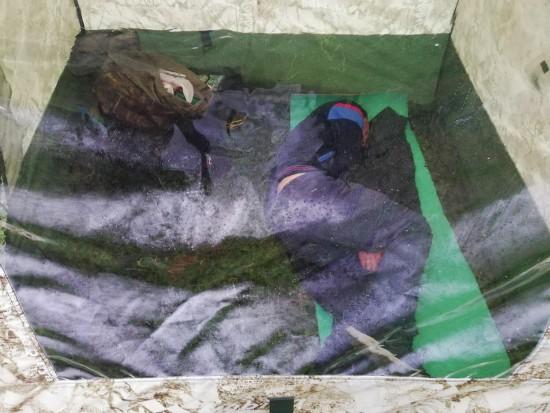 18. Экспедиция на Мультинские озера 2019 - в Кайфандре можно ночевать.jpg