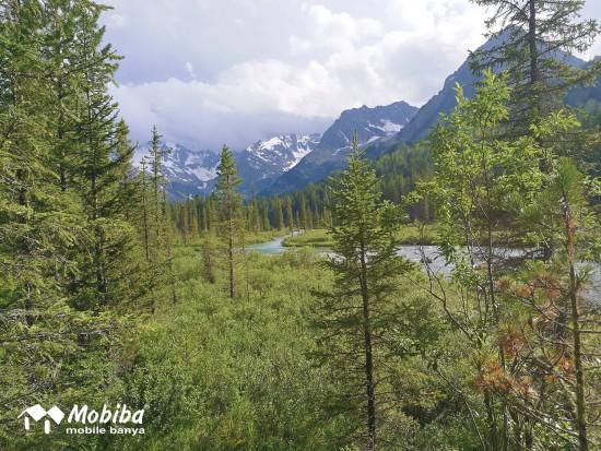 36. Экспедиция на Мультинские озера 2019 - вид на горы.jpg