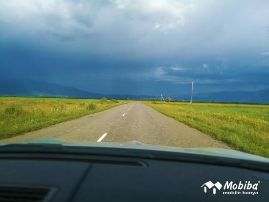 4. Экспедиция на Мультинские озера 2019 - проехали Усть-Коксу.jpg